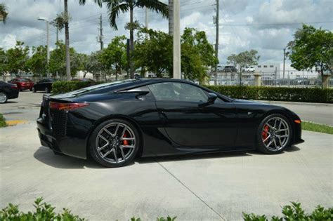 lexus lfa 2016 price 2012 lexus lfa for sale at only 269 000 in florida gtspirit