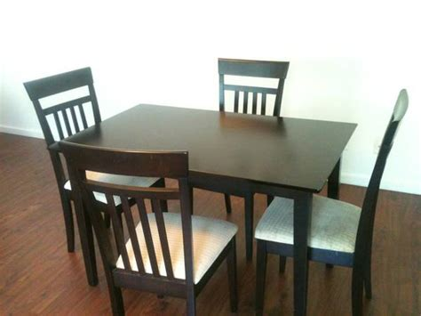 craigslist dining room table craigslist dining table and chairs room dining room