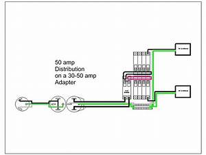 50 Amp To 30 Amp Rv Adapter Wiring Diagram