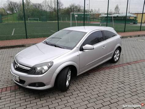 Opel Astra 2005 by Opel Astra H Gtc 1 7 Cdti 2005 Gniezno Sprzedajemy Pl