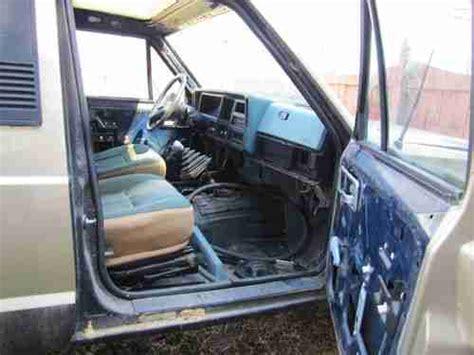 1986 jeep comanche interior find used 1986 jeep comanche x standard cab pickup 2 door
