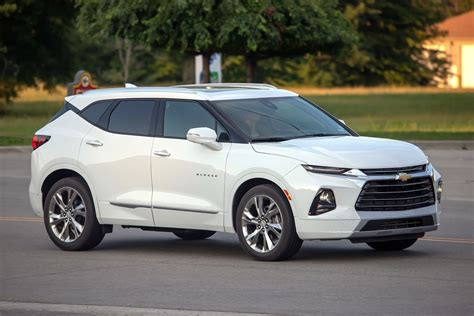 2019 Blazer Premier First Realworld Pictures  Gm Authority
