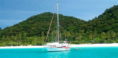 Sailing Boat Malaysia by Five Of The Top Asian Sailing Hot Spots
