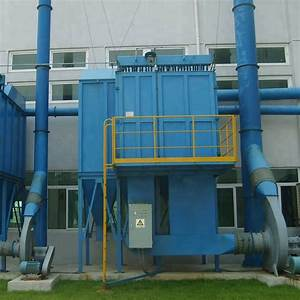 Dust Removal Equipment  Air Pollution Control Machine  Industrial Dust Collector