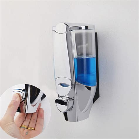 ⑥450ML Wall Mounted 【ᗑ】 Touch Touch Soap Dispenser