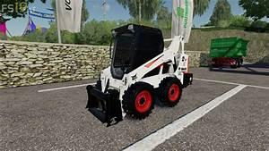 Bobcat 590 Skidsteer  U0026 Tools Pack V 1 2