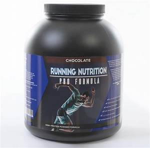 Running Nutrition Pro Formula Protein Powder Review