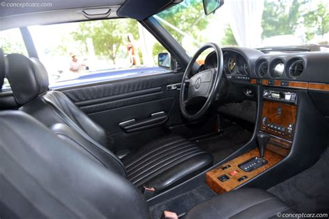 1986 Mercedes-benz 560 Series Image. Chassis Number