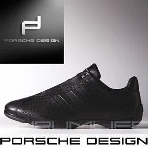 Adidas Porsche Design Schlag S2 Schuhe P5510 Neroe für Gold