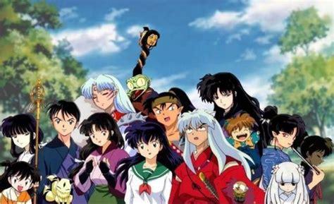 Inuyasha  Name Of An Anime Show  Anime & Manga Stack