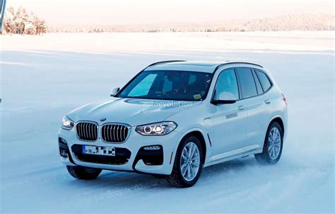 2020 Bmw Ix3 And X3 Phev Spied Coldweather Testing