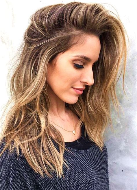 Hair Colour Styles For Brunettes by Best 10 Hair Color Balayage Ideas On Balyage