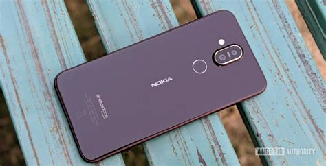 nokia 8 1 on the best yet from hmd global android authority
