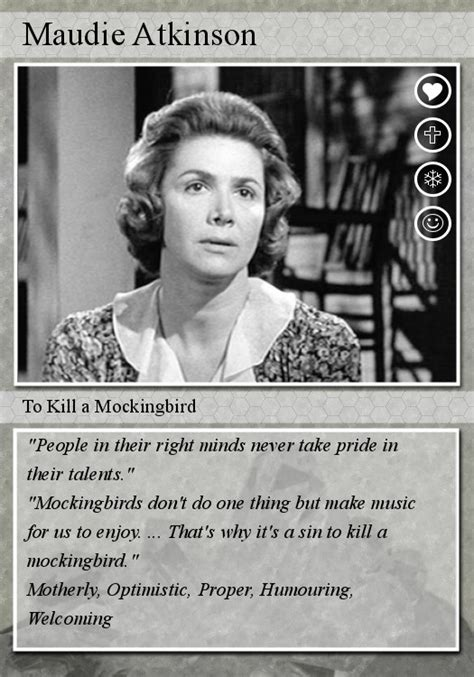 kill  mockingbird   maudie