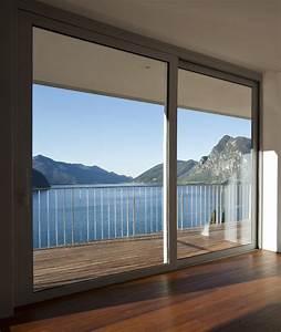 Rideau Baie Vitree : baie vitr e pvc baie vitr e sur mesure stores ~ Premium-room.com Idées de Décoration