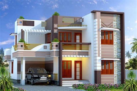 Luxury Exterior Front Elevation Design