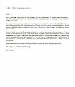 salary negotiation letter 4 free word documents download With salary negotiation email template