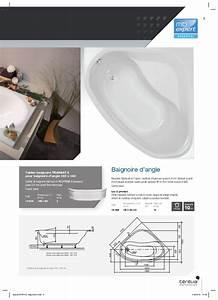 Pare Baignoire D Angle : notre catalogue 2016 baignoires et pare baignoires ~ Melissatoandfro.com Idées de Décoration