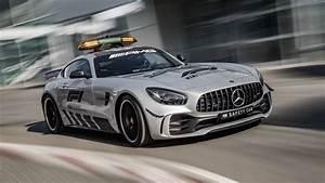 2018 Mercedes AMG GT R Formula 1 Safety Car
