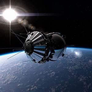 Russian Spaceship Vostok 1 by Mechanik   3DOcean