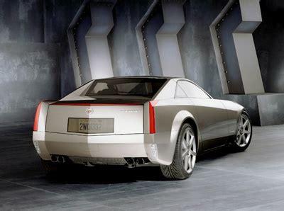 cadillac evoq concept cars diseno art