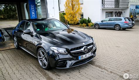 Mercedes Amg E 63 S 2016 Fahrbericht by Mercedes Amg E 63 S W213 27 October 2016 Autogespot