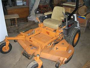 2007 Scag Tiger Cub Stc61v