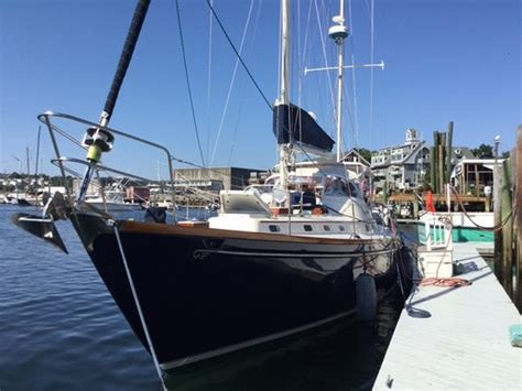 Hinckley Yachts Tour by Impressive 49 Foot Hinckley Yacht Picture Of