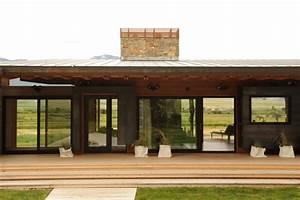 Contemporary prefab home, Montana: Modern Prefab Modular ...
