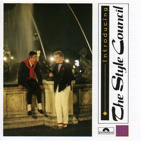 introducing  style council font