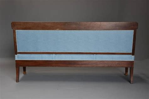 canapé sofa italia late 18th century walnut sofa 39 canape 39 of