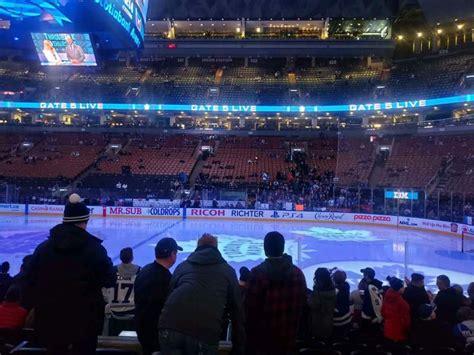 scotiabank arena interactive hockey seating chart