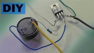 Diy Tripwire Security Alarm Device Using A Transistor