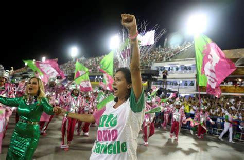 Fotos: Mangueira: Marielle presente, um grito que ecoou no ...