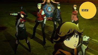 Persona Series Final Note Takes Film Screen