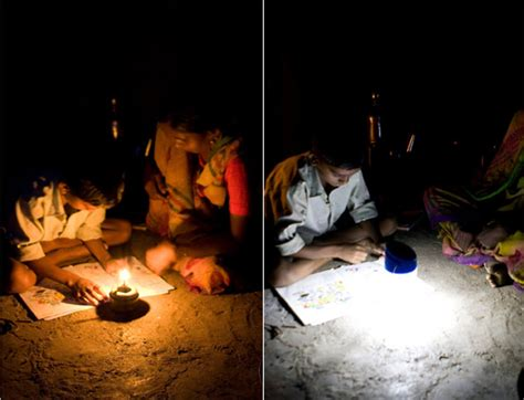 kiran by d light is world s most affordable solar lantern