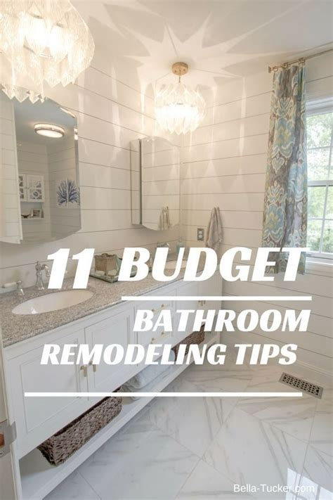 Bathroom Remodel On A Budget Ideas by Budget Bathroom Remodel Our Future House Budget