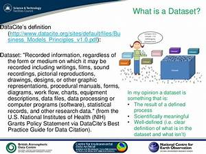 Sarah Callaghan Research Data Overview