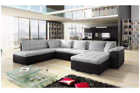 canapé d angle en canapé d 39 angle convertible en u alta iii design