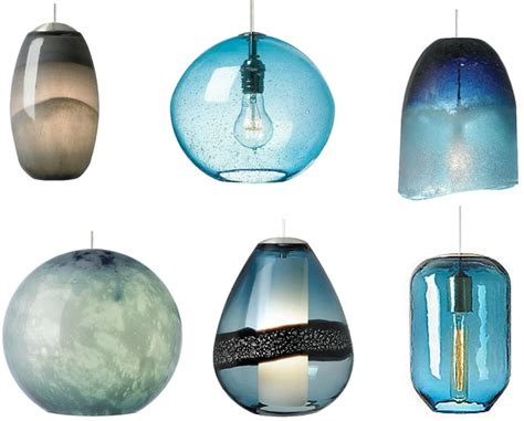 blue pendant light fixtures lighting design ideas best exles of blue light