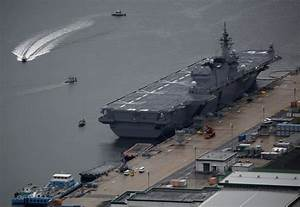 Lights For Mail Carriers Japan To Get First Aircraft Carriers Since World War Ii As