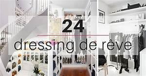 Idee Amenagement Dressing : id e dressing 24 id es copier des dressing les plus luxueux ~ Melissatoandfro.com Idées de Décoration