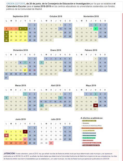 calendario escolar ampa greenwich school