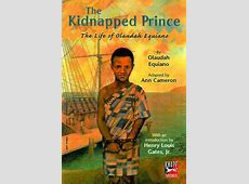 The Kidnapped Prince by Olaudah Equiano