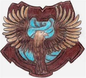 Pottermore Ravenclaw Crest by Cladylove on DeviantArt