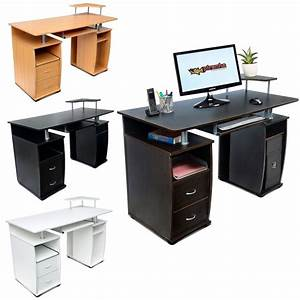 Computer, Desk, Mdf, Home, Office, Pc, Table, Work, Station, Home, U0026office, Furniture