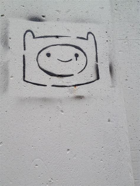 Damn Arbor: Stencils versus graffiti