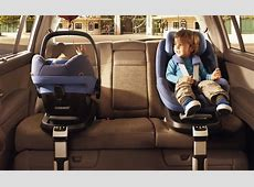 Image for What is an ISOFIX Car Seat? article
