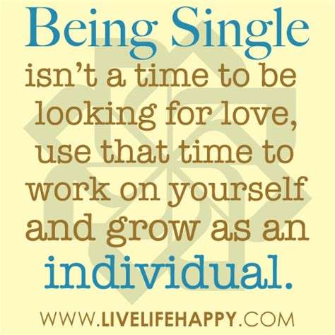 Quotes About Being Single Quotesgram