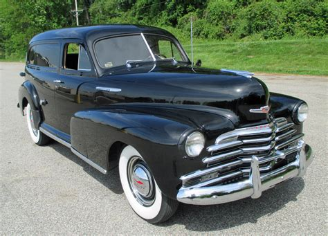 1947 Chevrolet Stylemaster  Connors Motorcar Company